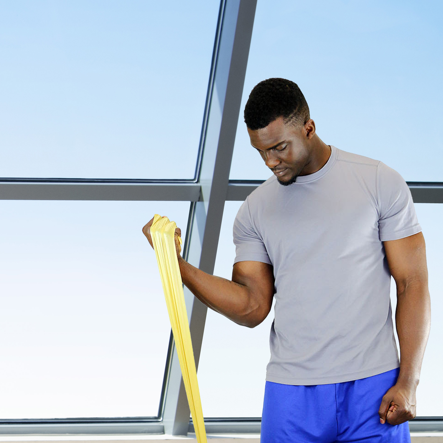 Train With Resistance Bands At Home
