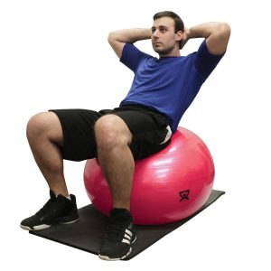 Inflatable Ball Exercises