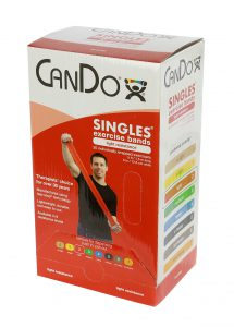 CanDo® Exercise Bands - 5' length