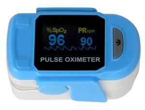 Baseline® Fingertip Pulse Oximeter, Deluxe