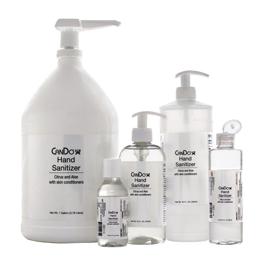 PPE CanDo® Hand Sanitizer