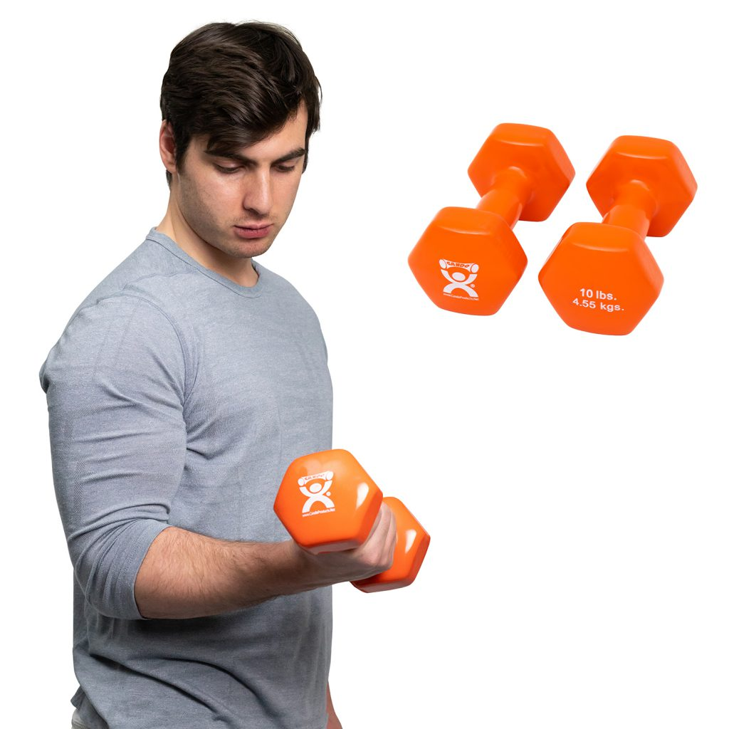 Dumbbell Workouts at Home