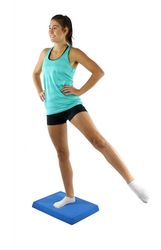 Balance Training with the CanDo® Balance Pad