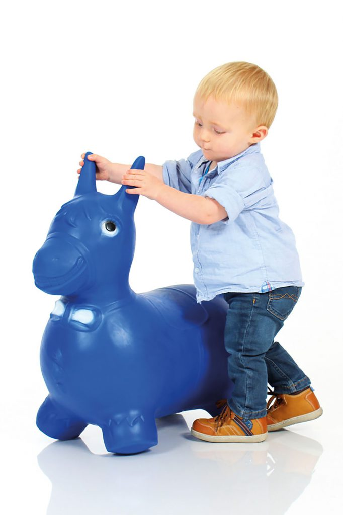 Children Togu Pediatric Inflatable, Bonito the Horse